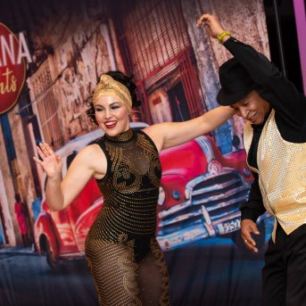 September Latin Festival Gala - Havana Nights dance session